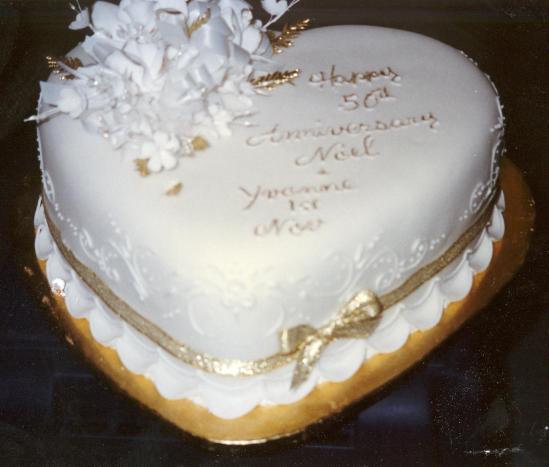 Wedding Anniversary Cakes Perth 1 2 3