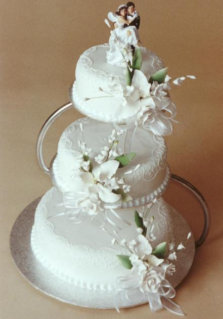 Wedding Cakes Perth 1 2 3